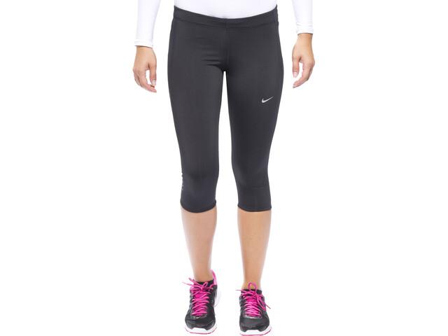 Nike Tech - Short running Femme - noir